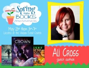 Ali Cross Promo
