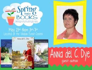 Anna del C Dye