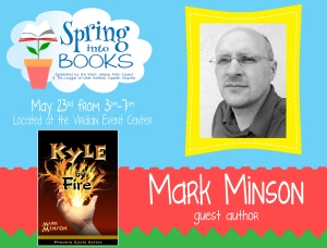 Mark Minson Promo