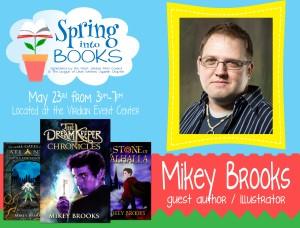 Mikey Brooks Promo